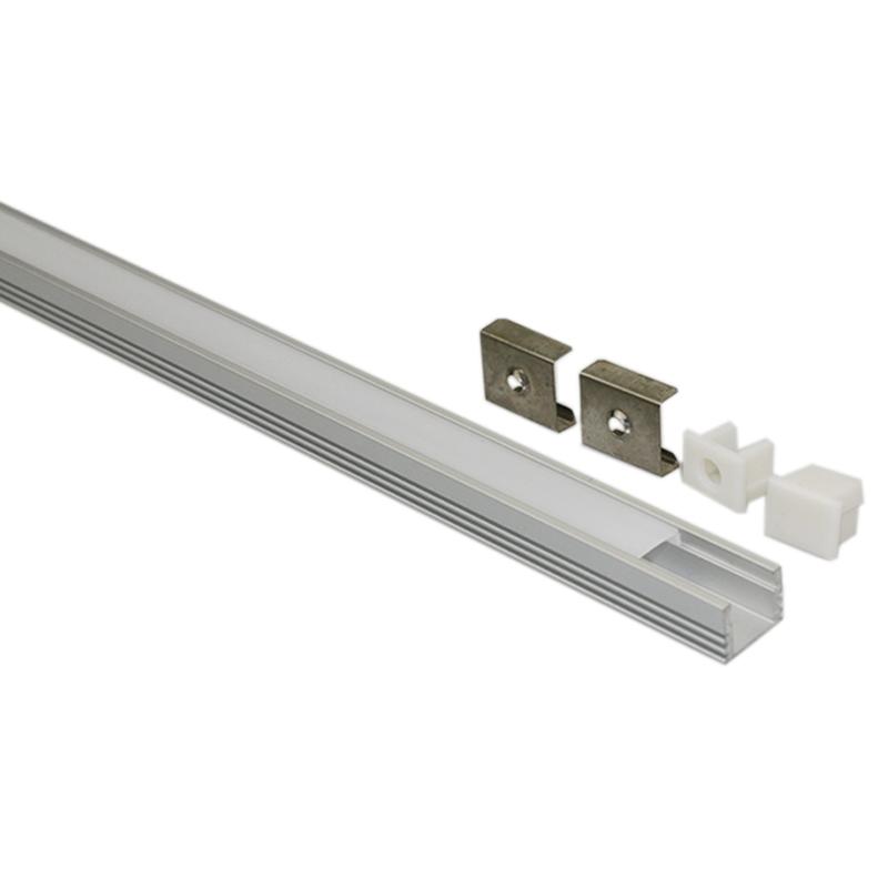 16x12x11.1mm Led Aluminum Profile
