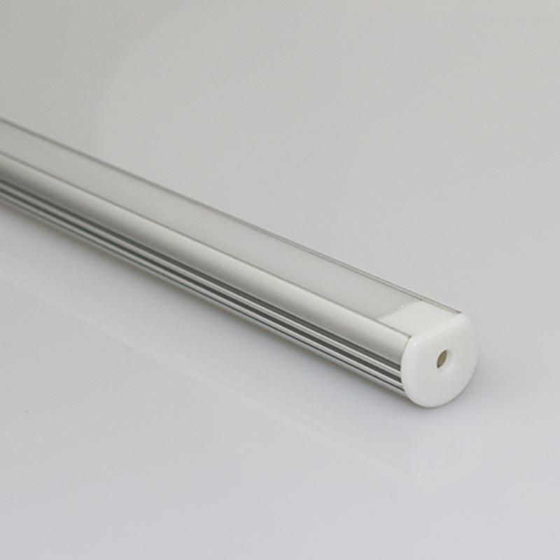 18.29x15.8x11.2mm Aluminum Profile
